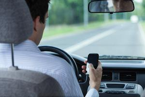 DuPage County motor vehicle accident attorneys, distracted drivers