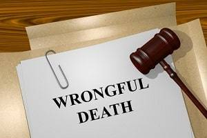 Bloomingdale personal injury attorney wrongful death