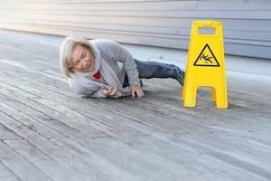 slip and fall accident, DuPage County slip and fall personal injury attorney, DuPage County personal injury attorney, traumatic brain injury, personal injury claim