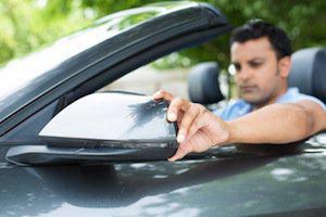 DuPage County personal injury attorney, blind spots, car accidents